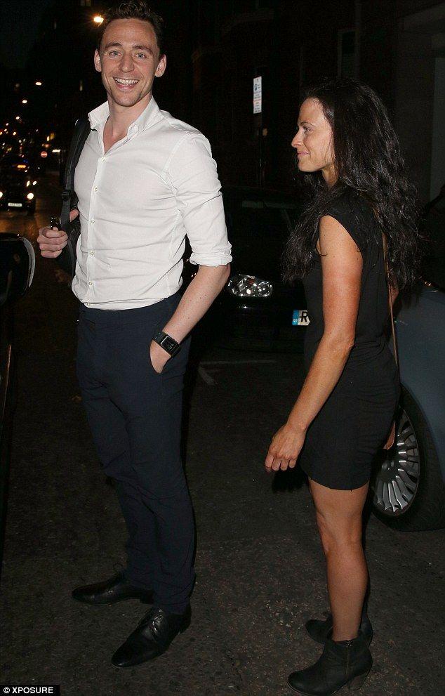 Tom Hiddleston outside restaurant Nobu on July 8, 2013 (x)