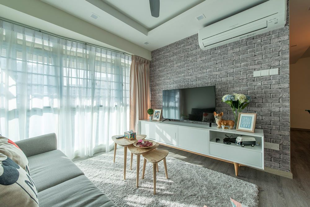 199C Punggol Field Scandinavian HDB Interior Design