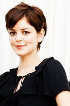 nora zehetner pixie cut - Google Search | Pixie Dust | Hair cuts