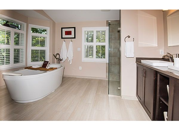 Spacious Master Bath With Soaking Tub And Open Shower  Metro Bath Stunning When Remodeling Bathroom Where To Start Inspiration