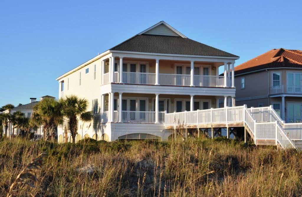 Delicieux Ocean Drive Vacation Rental   Wicker Cottage | North Myrtle Beach Rentals
