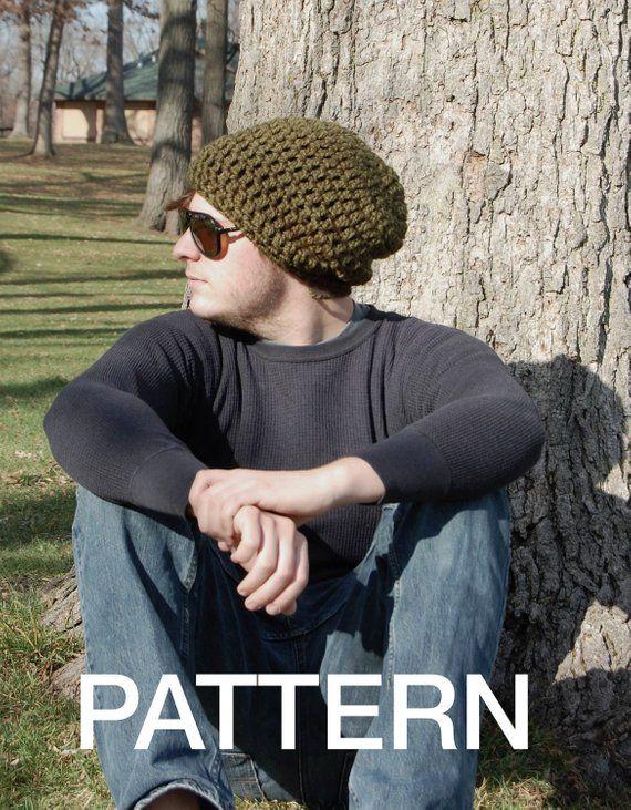 f803e6f7159 Men s Brimless Crochet Hat Pattern