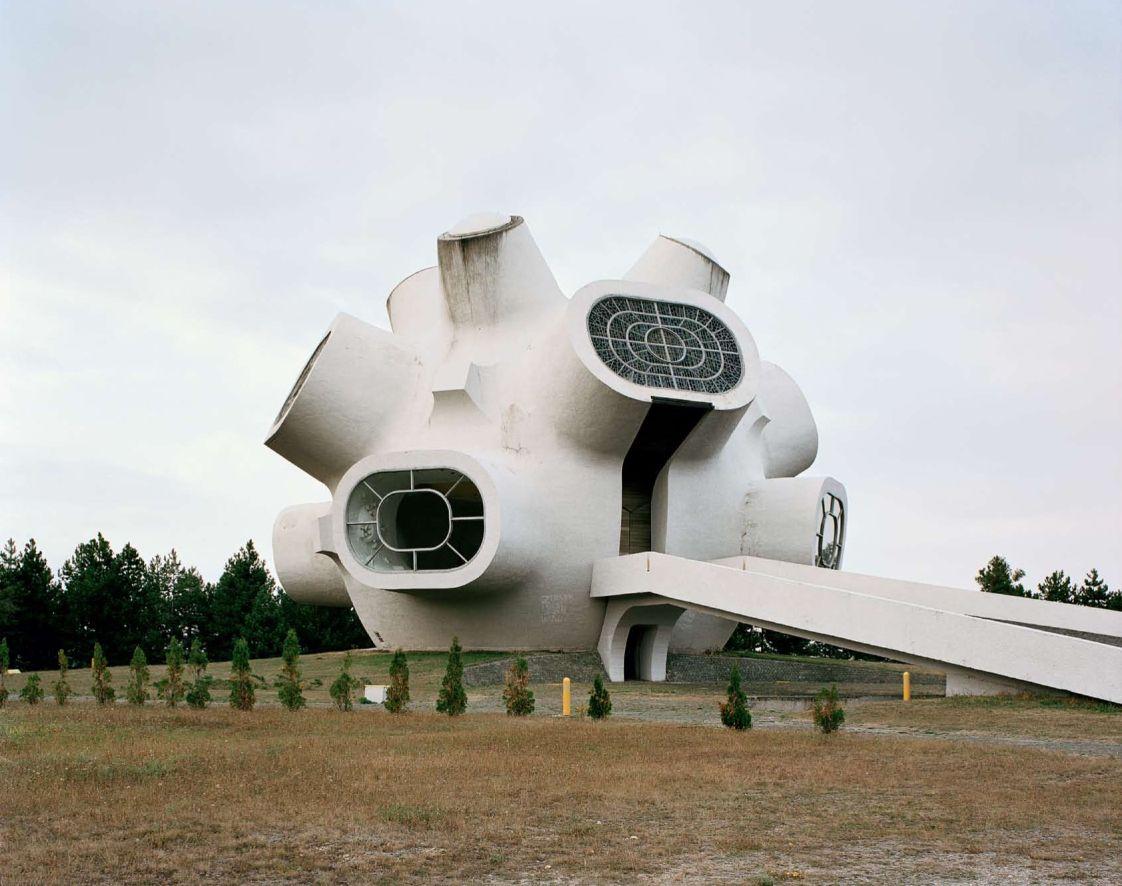 Soviet Yugoslavia Monuments
