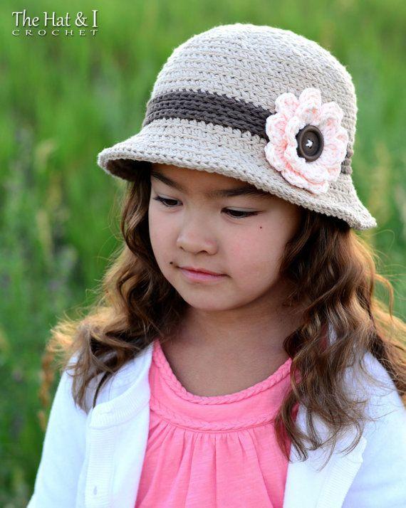 Crochet Hat Pattern Always Elegant Sun Hat Crochet Pattern For