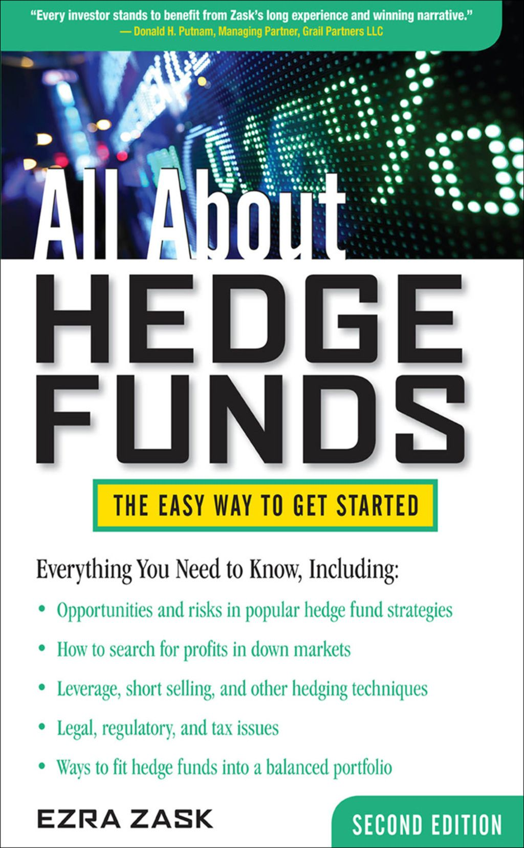 All About Hedge Funds Fully Revised Second Edition Ebook In 2019