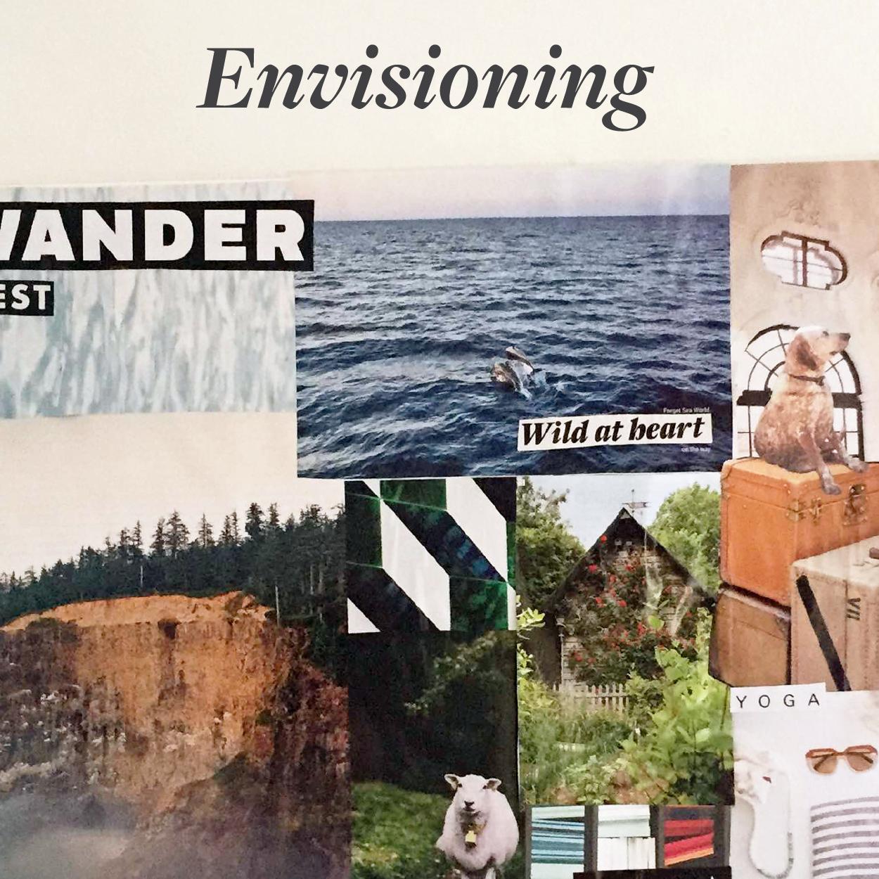 Envisioning
