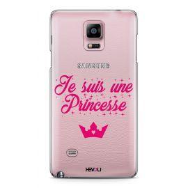 Toujours Rester Une Princesse Coque Rigide Princesse Samsung