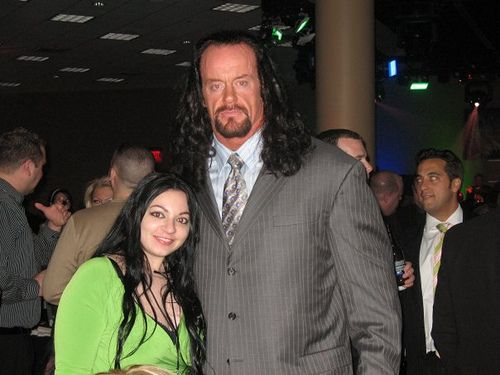 Mark Calaway Undertaker Wwe Wwe Couples Catch Wrestling