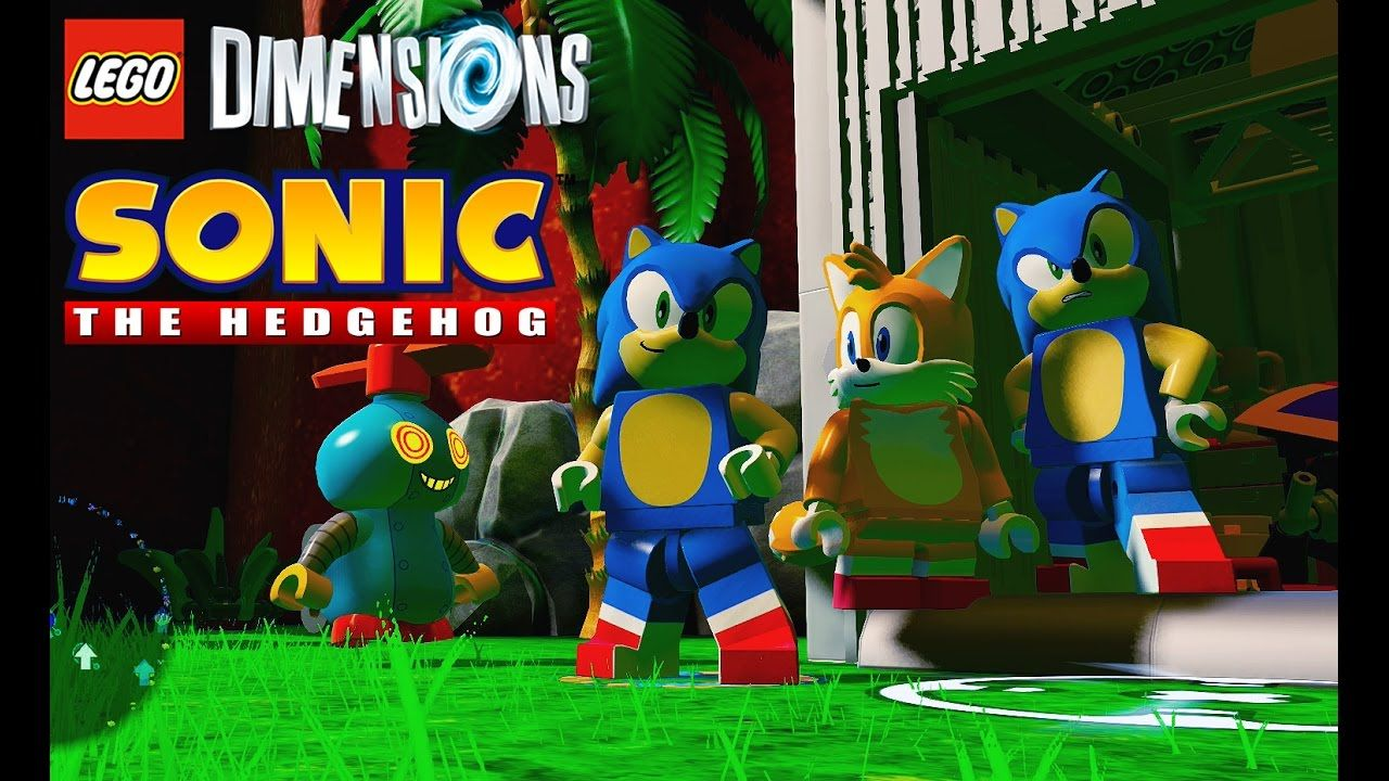 Lego Dimensions Sonic The Hedgehog World Live Stream Lego Dimensions Sonic The Hedgehog Sonic