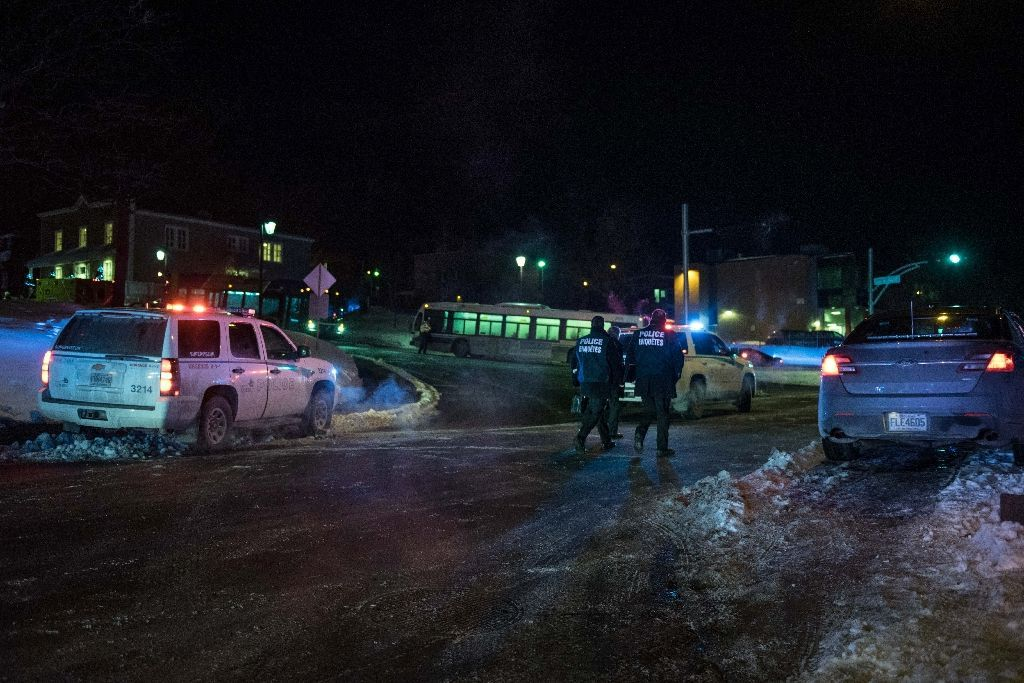 At Least Five People Were Killed And Several People Wounded After Gunmen Opened Fire At A Mosque In Quebec City Media Repo Quebec City Mosque Laval University