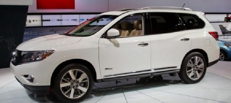 Awesome Nissan 2017 2017 Nissan Pathfinder Design Exterior And