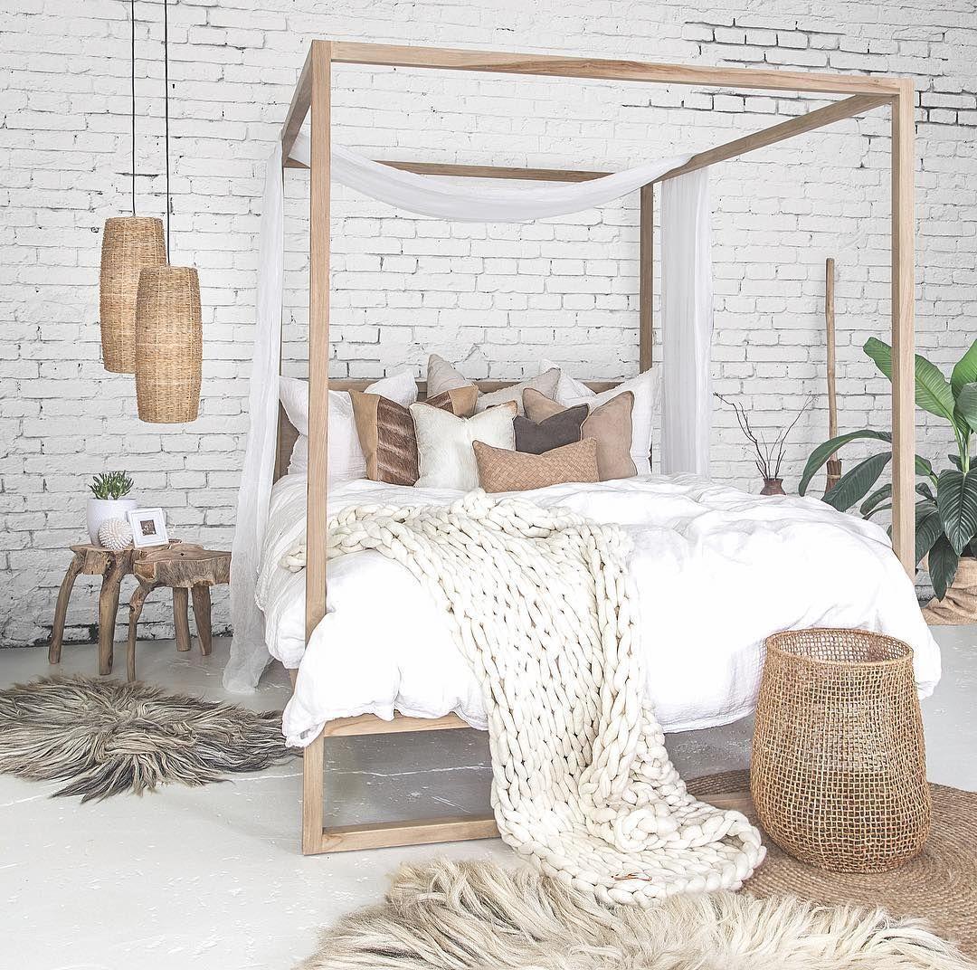 Inspired Boho Bedroom Decorating on a Budget Bedroom
