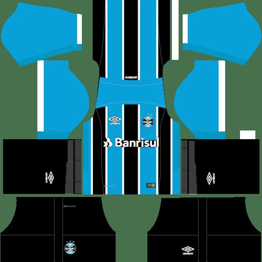 Kit Gremio 2019 Dream League Soccer 2020 Kits Url 512 512 Dls 2020 Em 2020 Futebol Soccer Futebol Camisa Do Flamengo