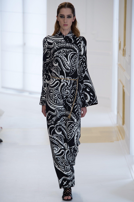 Christian Dior Fall 2016 Couture Fashion Show - Teddy Quinlan