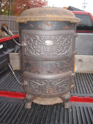 Coal Chubby Coal And Wood Stove Cook Stoves Wood Cook
