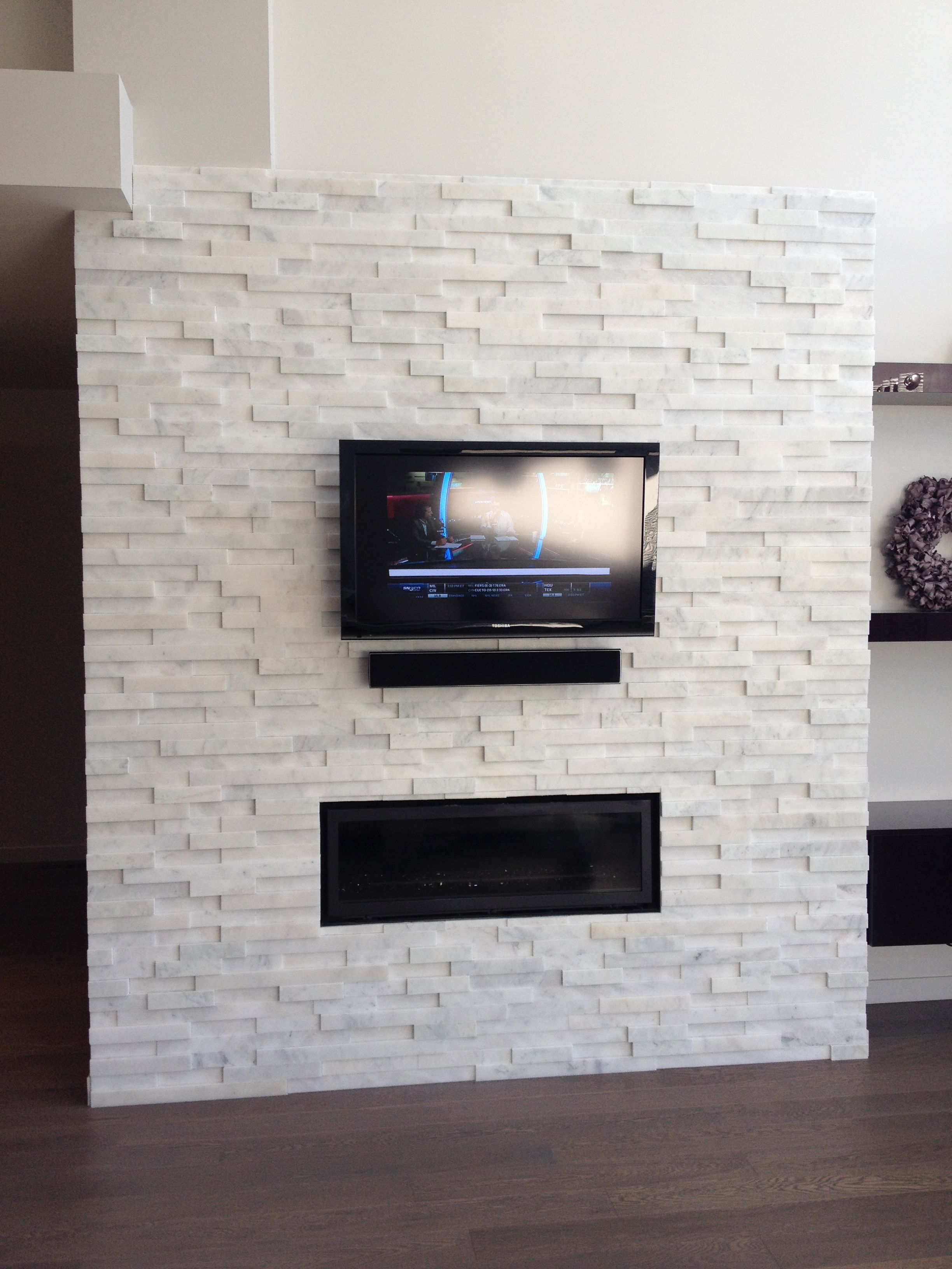 New Fireplace Pictures with Stone
