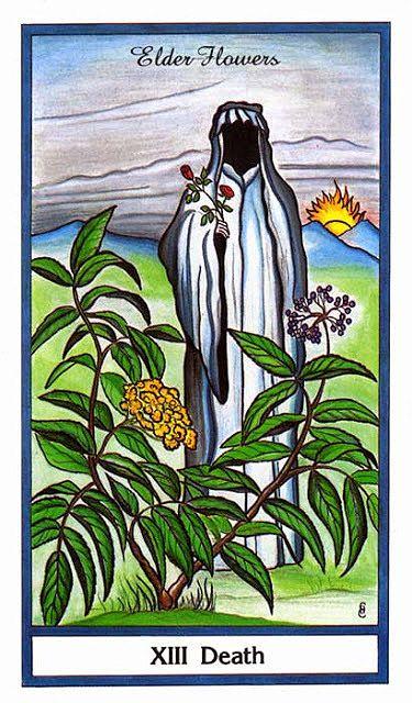 Death - Herbal Tarot