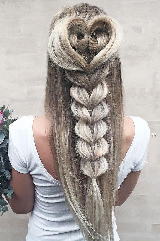 30 Susse Einfache Geflochtene Frisuren Tutorials Fur Kurzes Haar Sind Sie Auf Der Suche Nach Ei Hair Styles Elegant Wedding Hair Unique Wedding Hairstyles