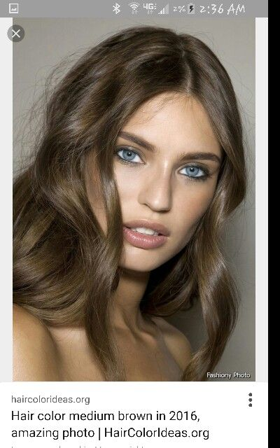 Luxury Hair Colors for Blue Eyes and Fair Skin