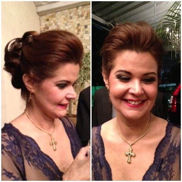 45 Penteados Para A Mãe Da Noiva Arrasar Hair Style S