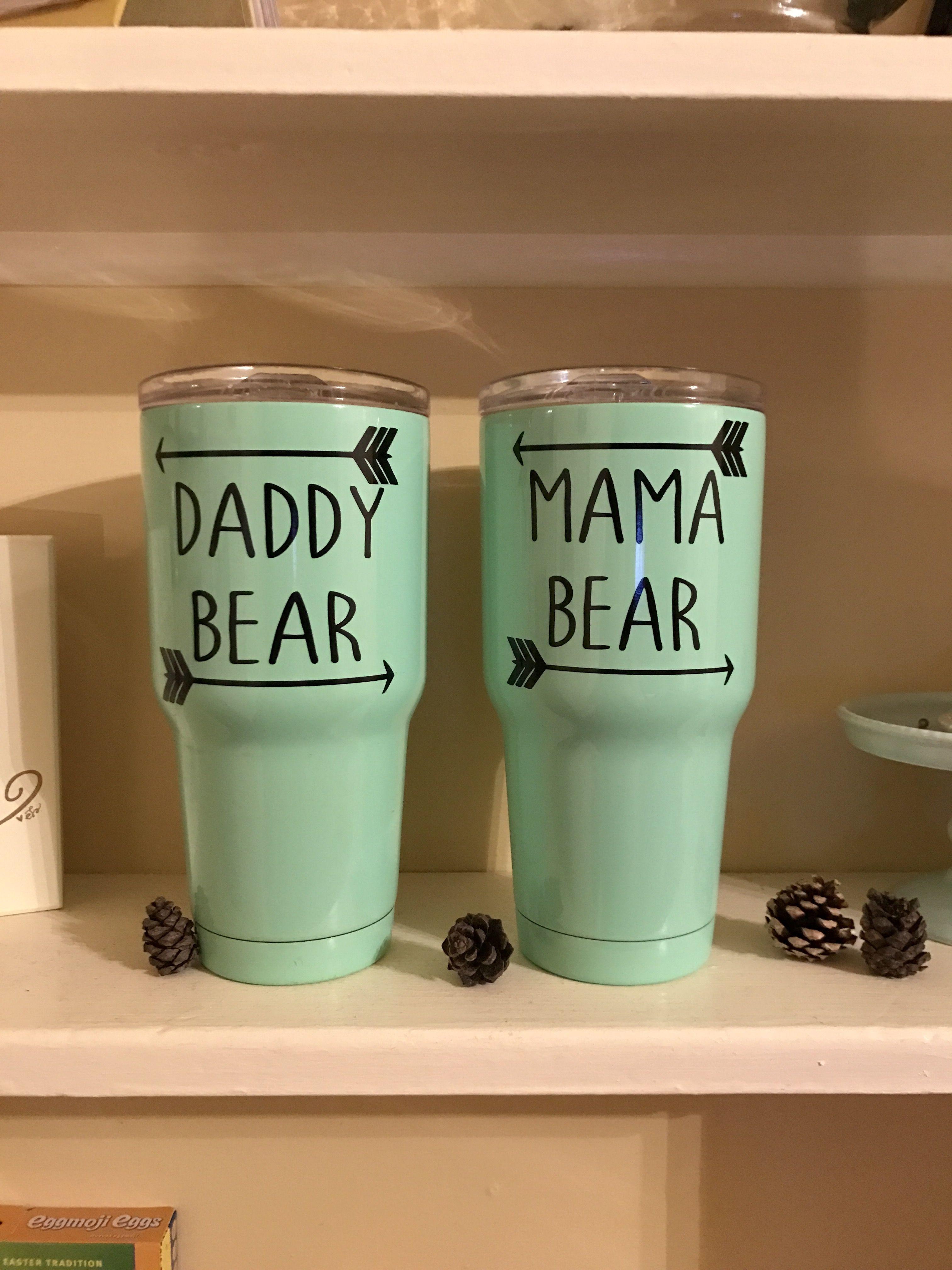 37880b2460d mama bear daddy bear 🐻 🐻 | Cute & crafty ideas | Daddy bear, Bear ...