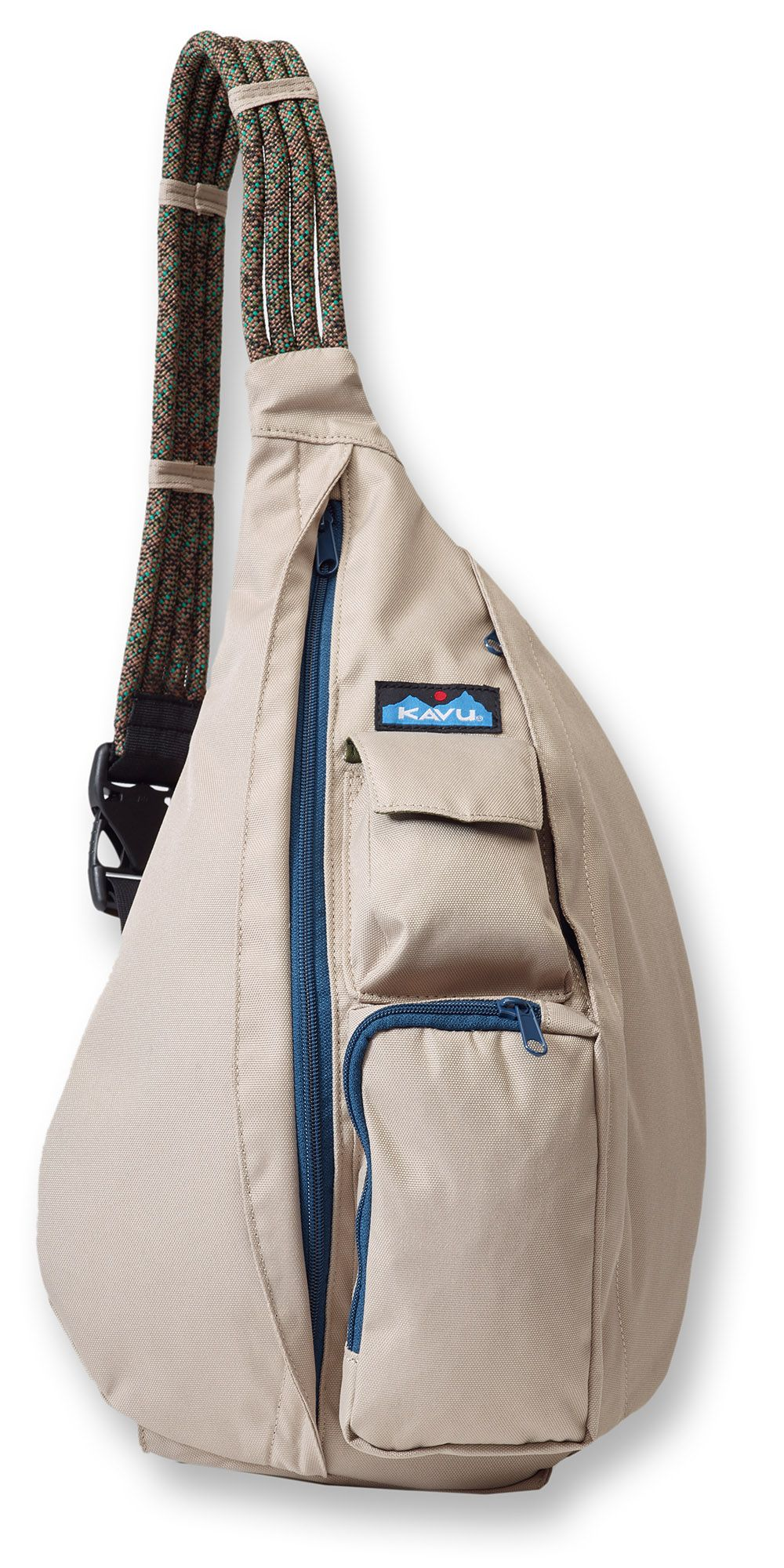 Kavu Rope Sling - Driftwood. The Sling Bag fit the body like a bag ...