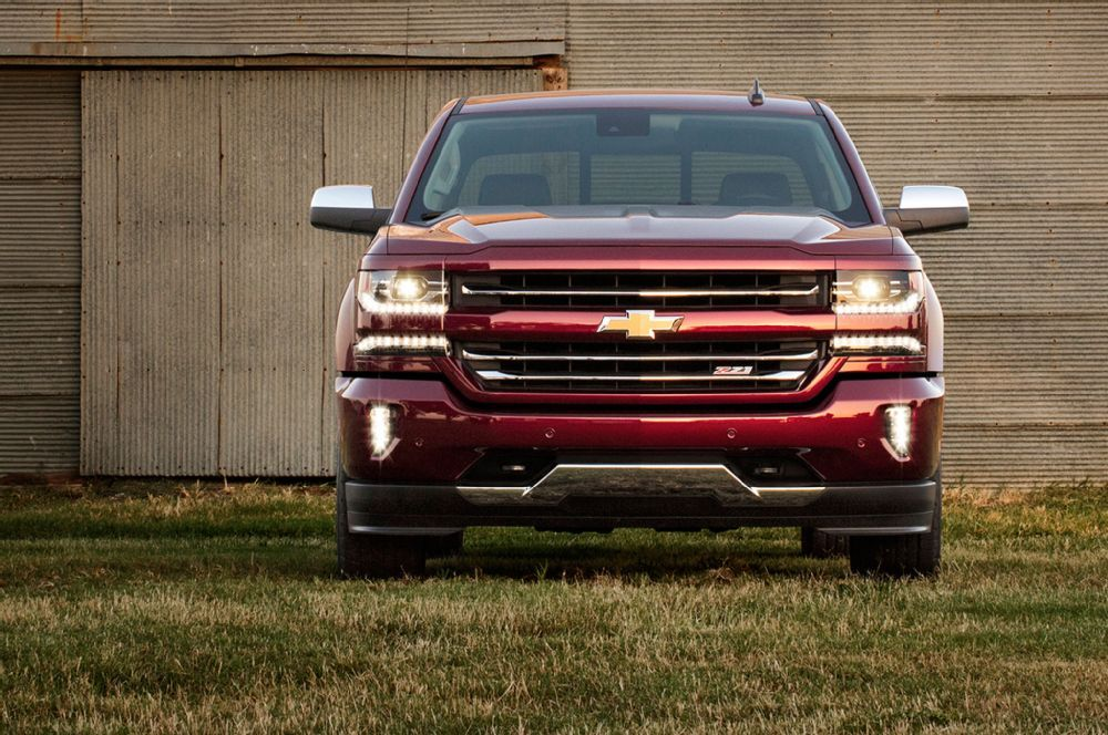 To personalize a #2016_Chevrolet_Silverado #truck is now easier than ever. Find more #automotive_news and #cars_for_sale on www.repokar.com.