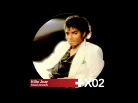 Michael Jackson - Billie Jean (Nicolas Jaar Rework) [Wolf+Lamb, 2010]