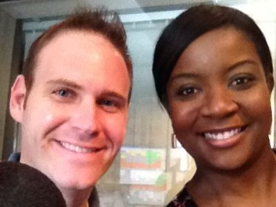 Lenita Wesson Guest Co-Hosts With Randy On Froggy 99 9 - WMDT 47