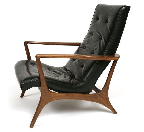 Superior Vladimir Kagan Furniture | Vladimir Kagan Lounge Chair All Original  Vladimir Kagan Countour .