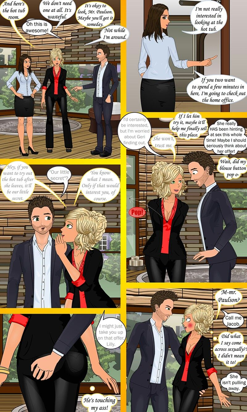 Pin by Kallee Marie on Revenge Cartoons series, That