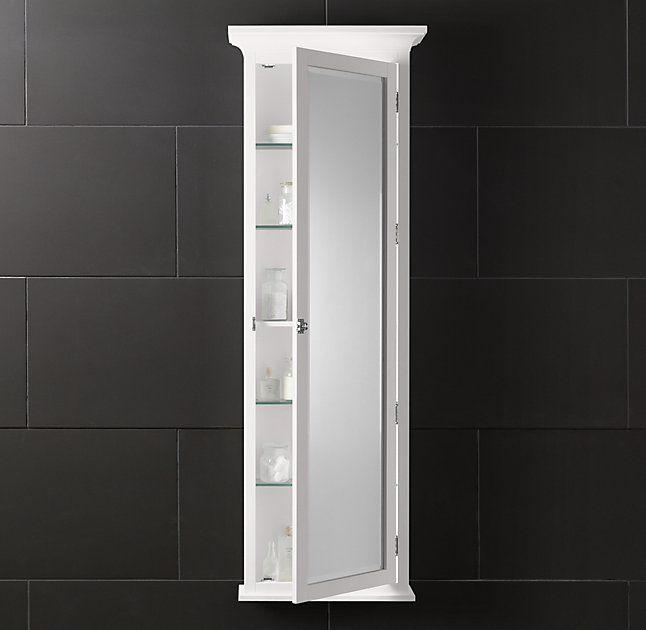 Elegant Medicine Cabinet without Door