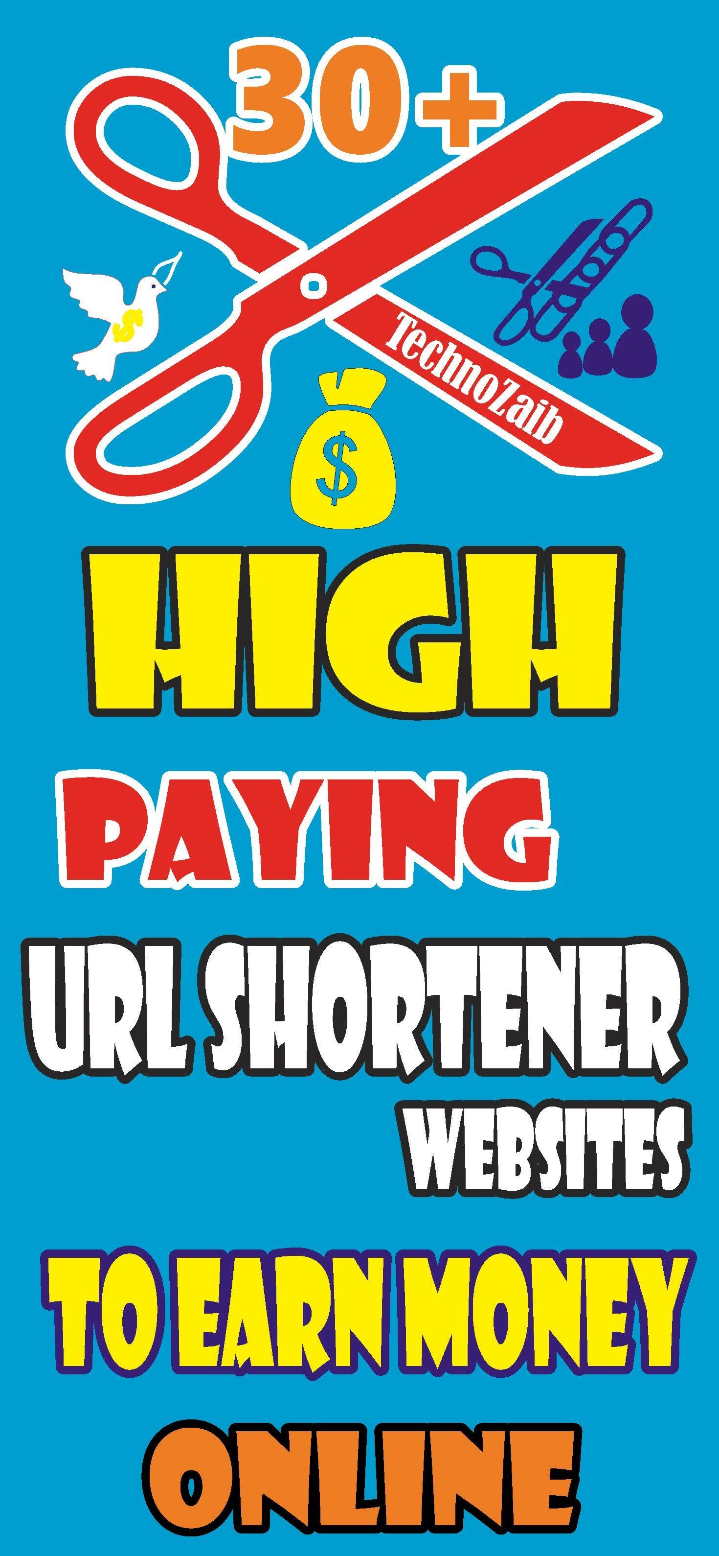 High Paying 30+ URL Shortener Websites To Earn Money
