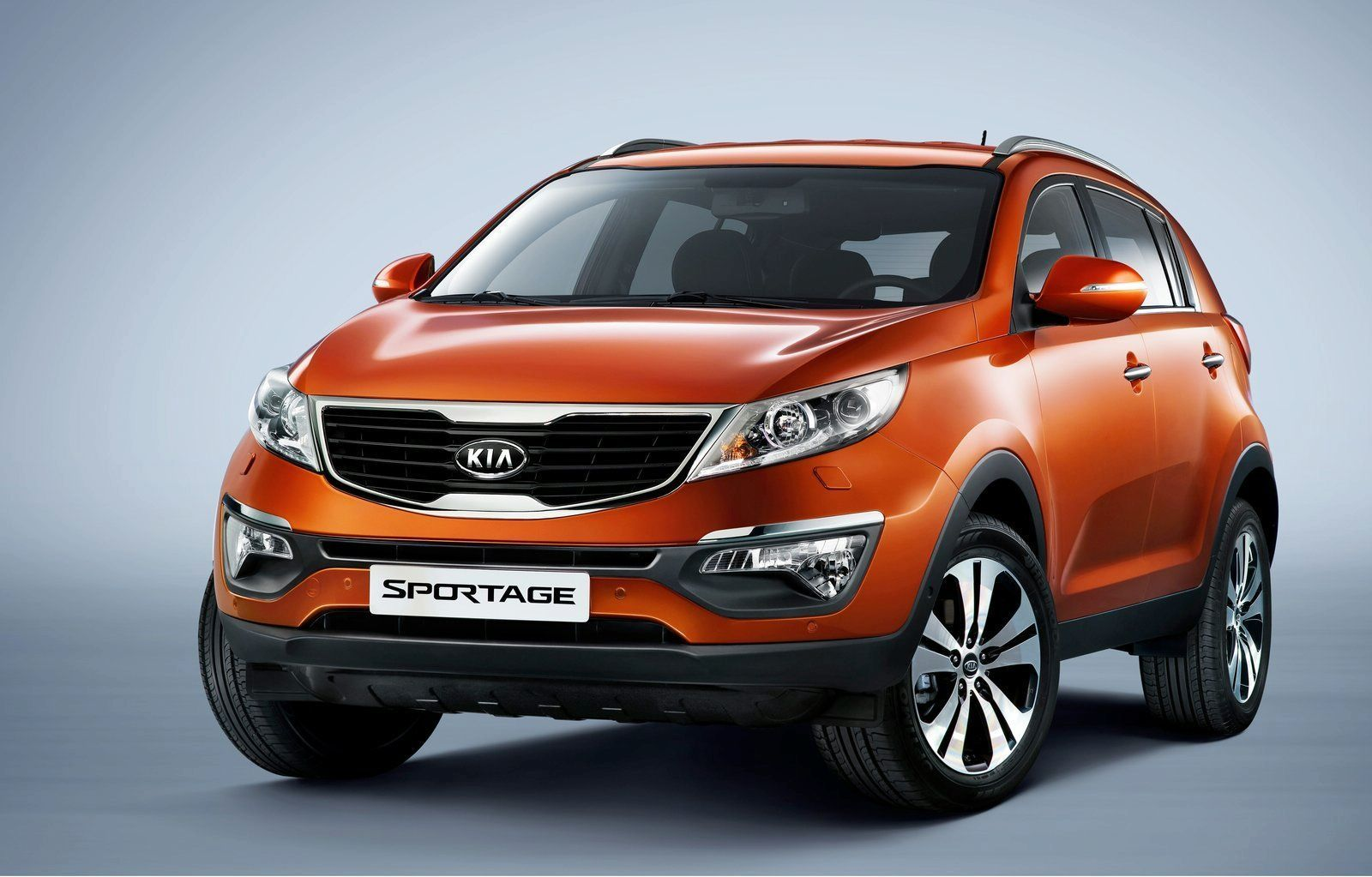 KIA Sportage carleasing deal