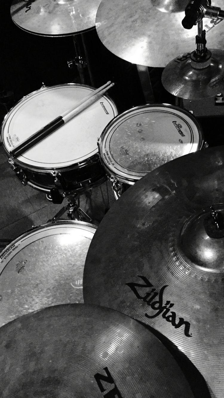 Music Drums Wallpaper 4k