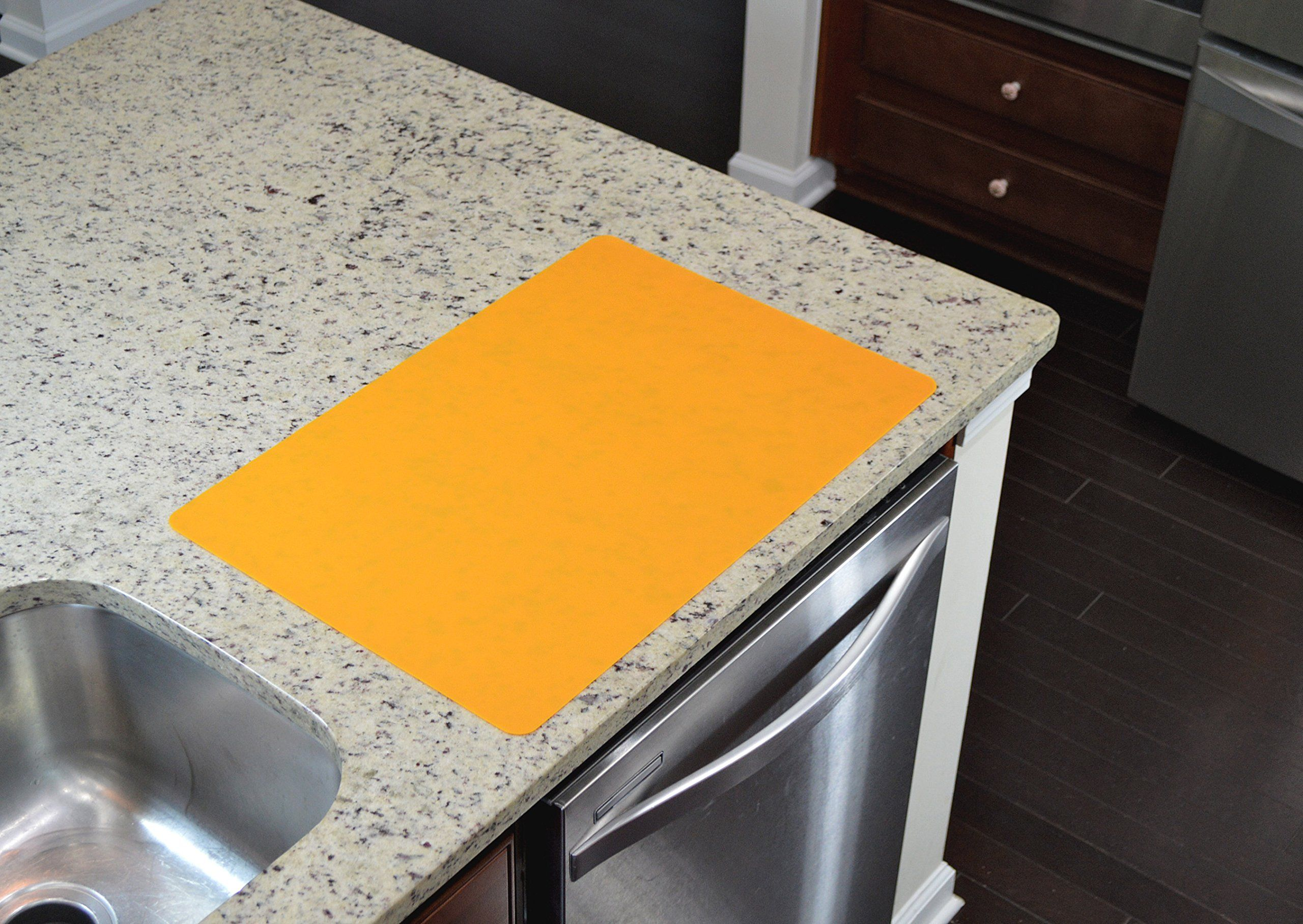 Gasare Extra Large Silicone Mats Countertop Protection Heat Resistant Non Slip Very Thick Nonstick Pastry Mats S Heat Resistant Countertops Kitchen Countertops