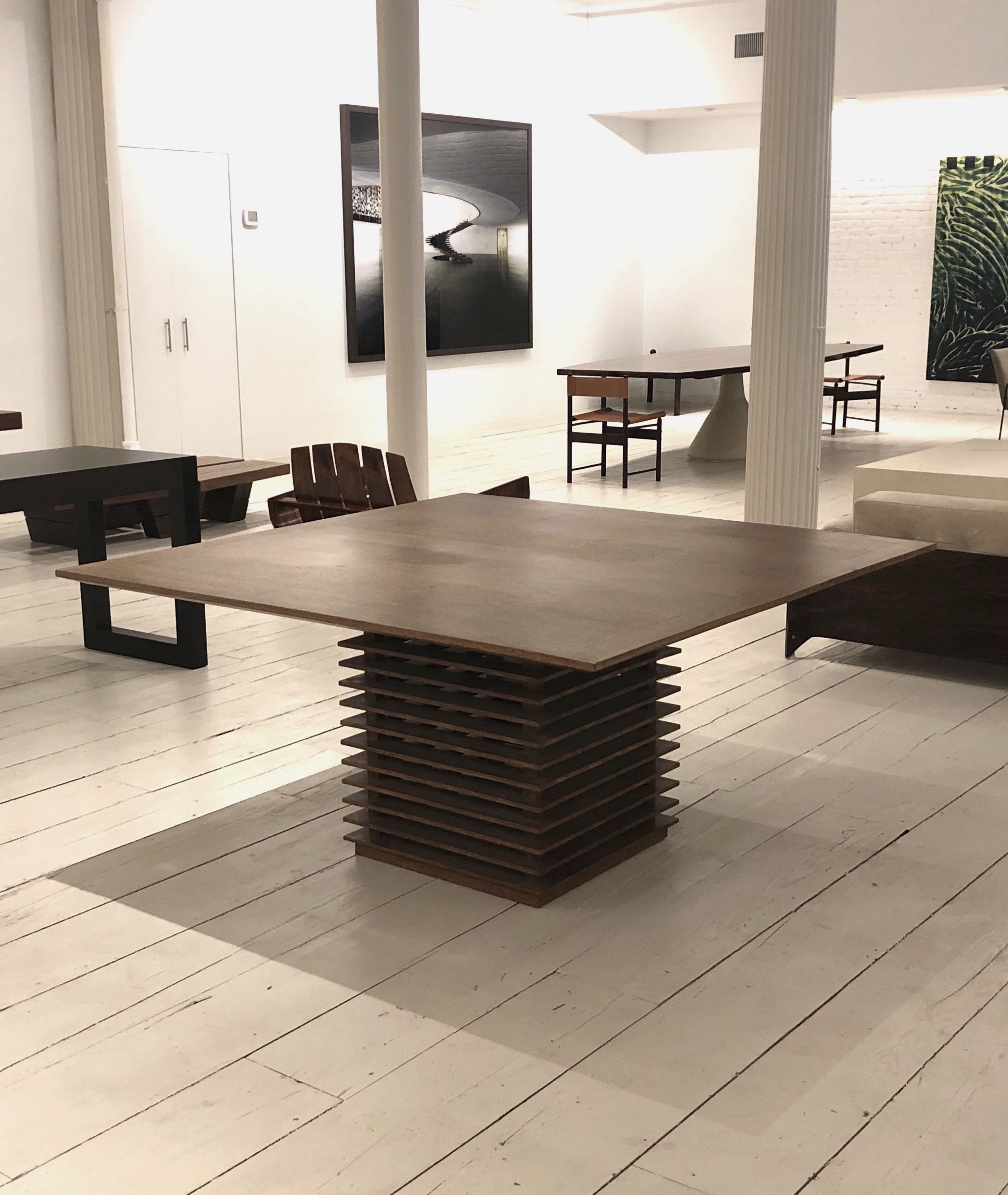 fresta dining table by claudia moreira salles available at espasso