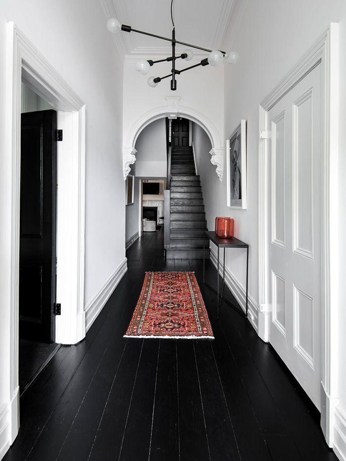 Awesome Dark Wood Flooring Ideas