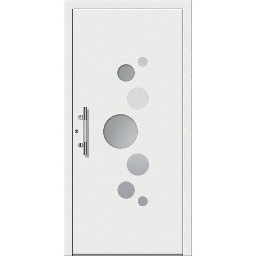 Porte D Entr E Sur Mesure En Aluminium Elena Excellence Porte Entree Maison Porte D Entree Portes