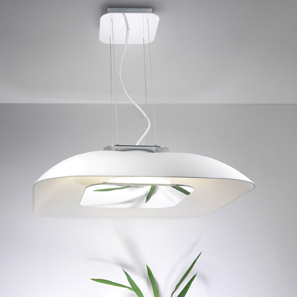Parábola suspension lamp by Miguel Herranz for Bx lighting
