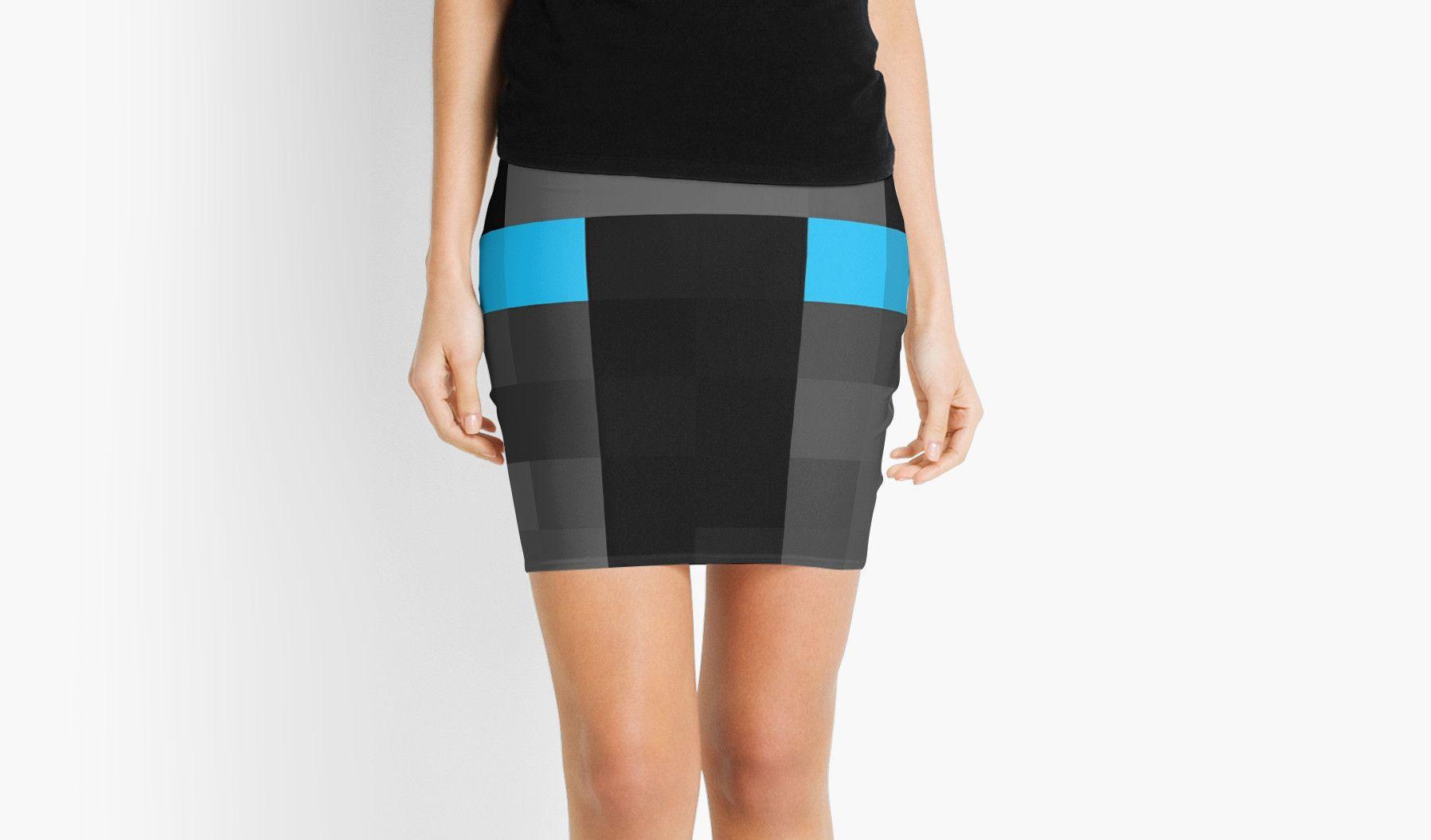 957412268 popularMMos Minecraft skin Minecraft Skins, Mini Skirts, Mini Skirt