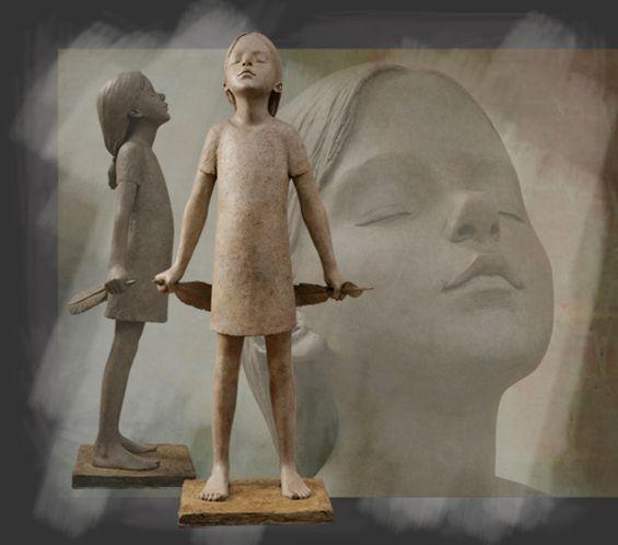 Fine Art and You: Sculpture | Louis Treserras | Art du monde, Les ...