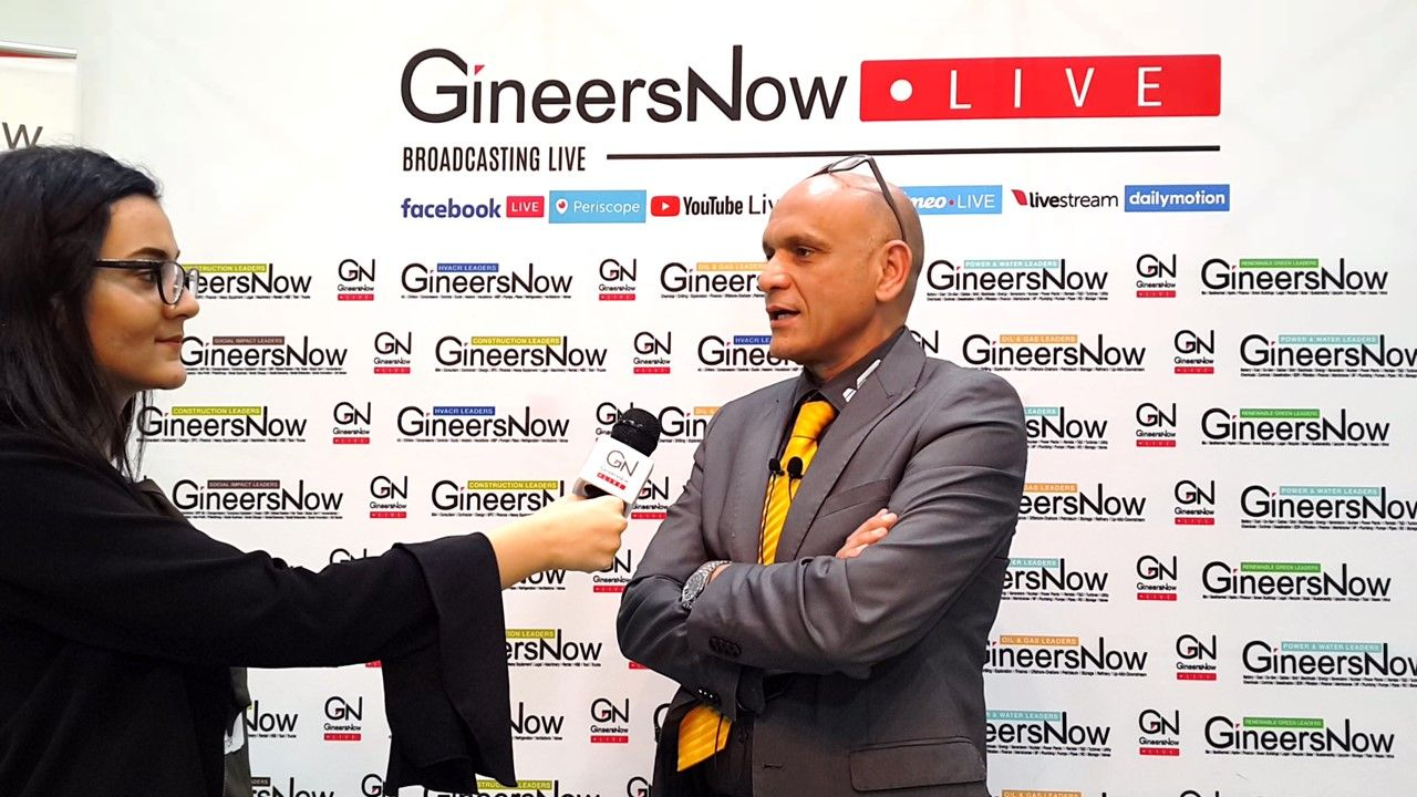 #LeadersTalk with MB Crusher, Najmeddine Sahraoui, Deputy General Manager