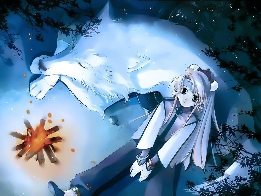 Anime Anime Wolf Girl Anime Wolf Cartoon Wolf Drawing