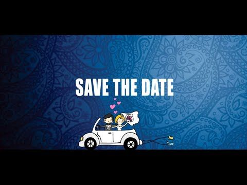 Wedding Video Invitation Online Template The Answer is Yes – Wedding Save the Date Video