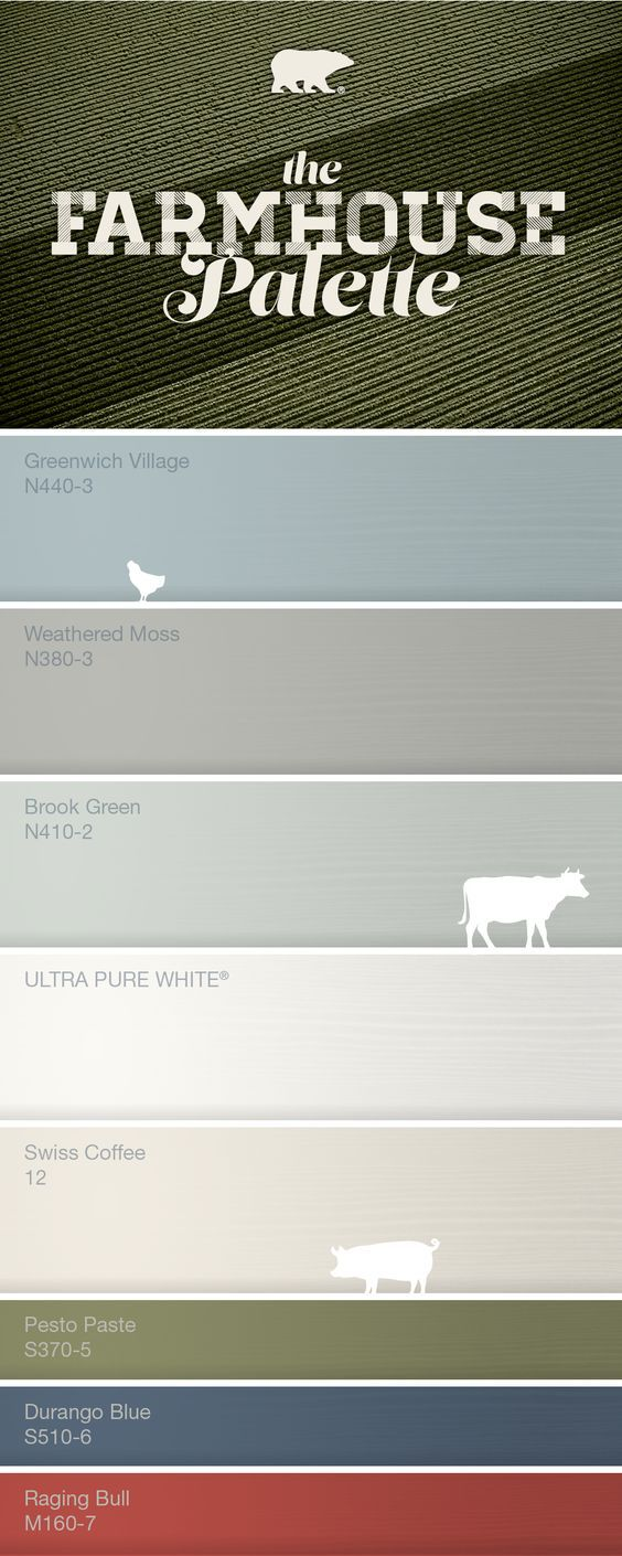 Luxury Blue and Grey Paint Schemes