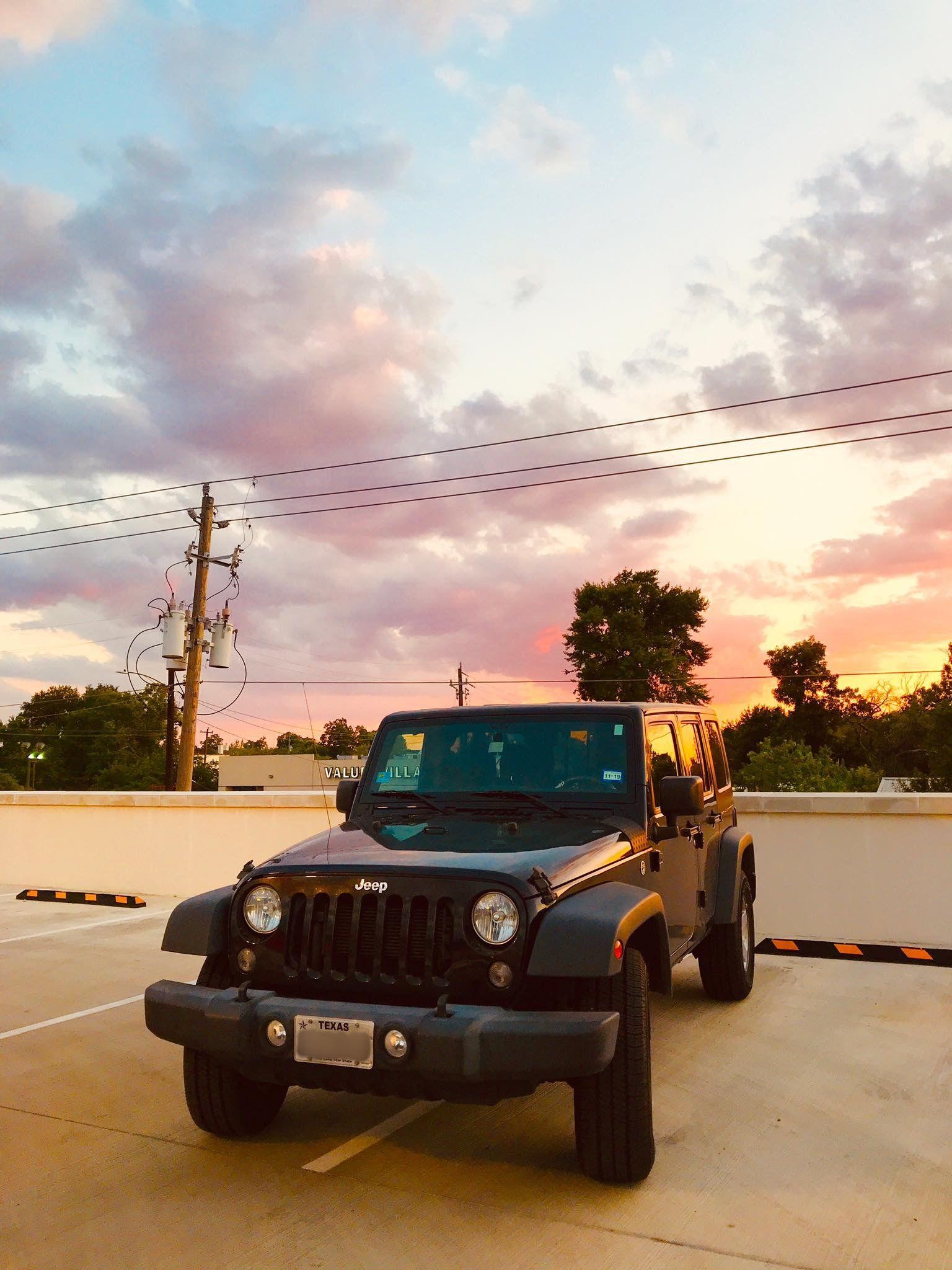 Jeepsandsunsets Jeep Jeepher Jeeper Jeeplife Jeepwrangler