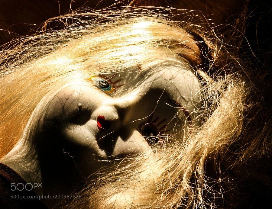 One Creepy Doll! by BojiPat