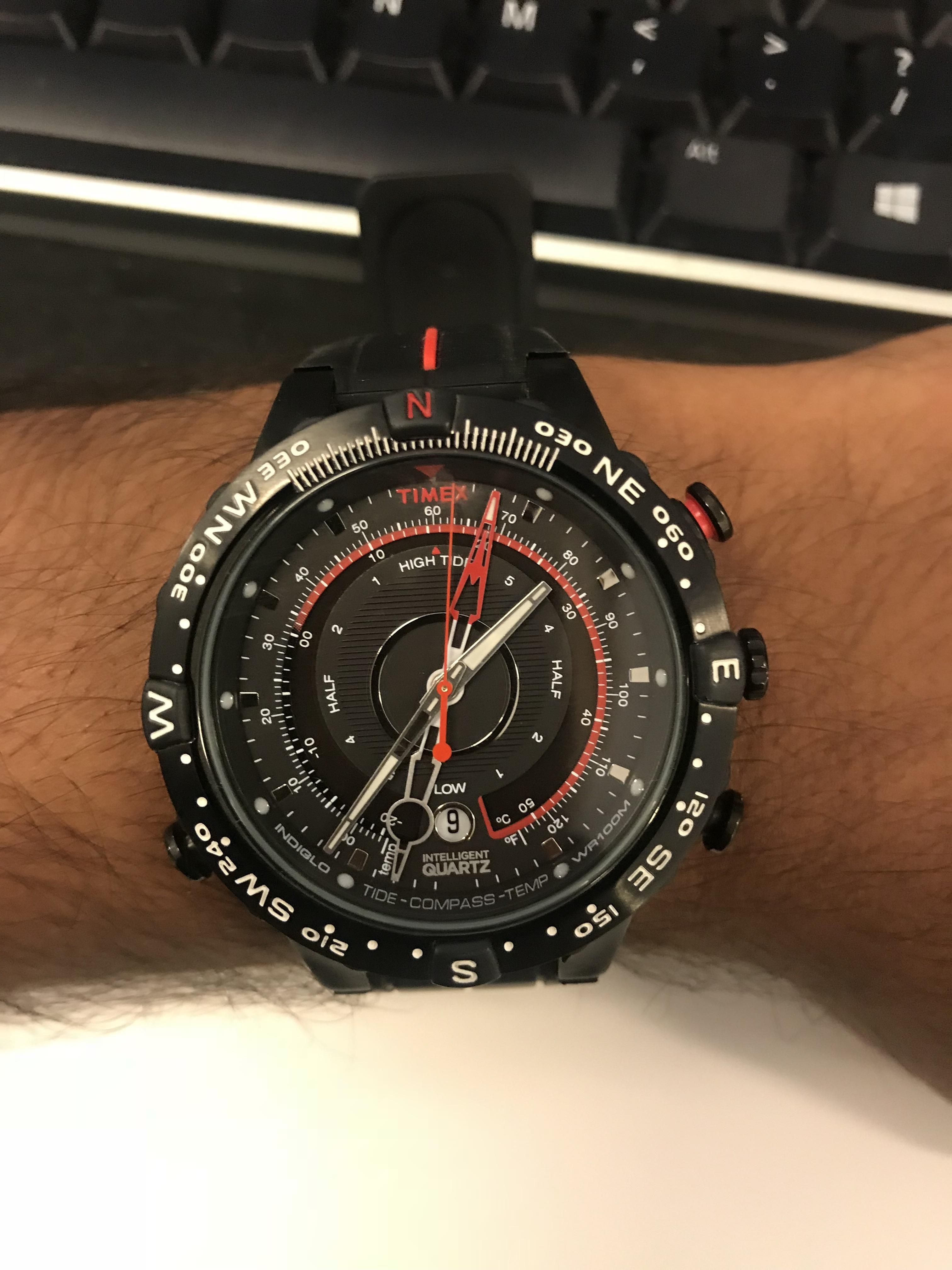 Timex Expedition] First expensive watch that i dreamt of ing when