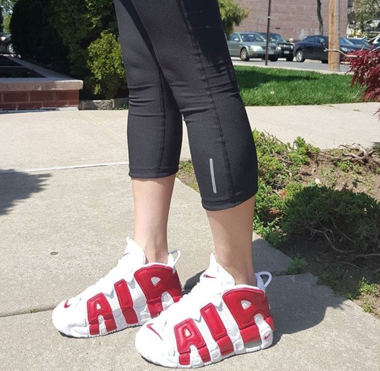 Nike air uptempo, Sneakers, Nike women